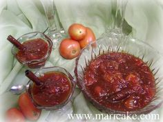 Dominican Tomato Dessert_Dulce de Tomate_Mari's_Cakes