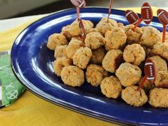 Sausage Hors d'Oeuvres ~ Trisha Yearwood (Will use prosage veggie sausage in place of pork sausage for us)