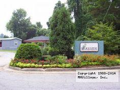 Lakeside Mobile Home Community In Ellenwood GA Via MHVillage