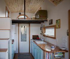 Jenna\'s Tiny House Giant Journey   Tiny house plans   Pinterest ...