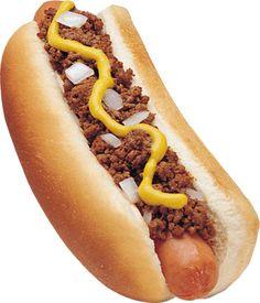 Eat a Coney Island Dog in Coney Island, New York.