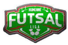 Futsal league Humenne , football / soccer / futsal logo , Slovakia