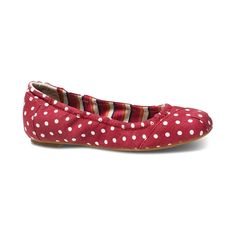 Shop for Womens TOMS Polka Dot Ballet Flat in Red at Shi by Journeys. Shop today for the hottest brands in womens shoes at Journeys.com.