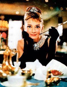 Inspira tus estilismos de Audrey Hepburn