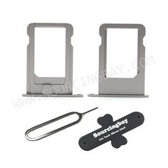 Sourcingbay SIM Card Tray Holder & Open Eject Pin Tool for iPhone5/5S & Phone Stand - shopping on Sourcingbay-Free Shipping Worldwide!