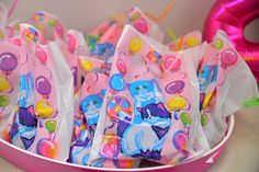 House of Summersville: Lisa Frank Inspired Birthday Party With Special Treats By Confetti Sprinkles Studio. Also Featuring Goodies By Sweet Ambs Cookies & Fantastic Bakes