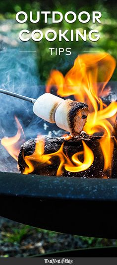 Conquer cooking in the great outdoors with grill master Tim Love.