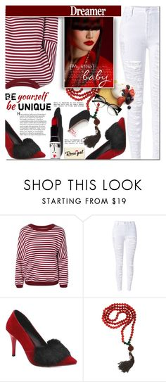 """Rosegal 5"" by barbarela11 ❤ liked on Polyvore featuring AshramChic, ZeroUV and Garance Doré"
