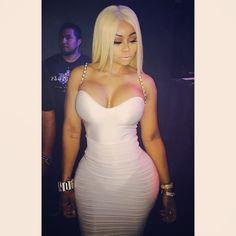 Angela Renee White Kardashian or Blac Chyna Dress Skirt, Dress Up, Bodycon Dress, Nude Dress, White Dress, Sexy Dresses, Black Chyna, Lingerie, Fashion Killa