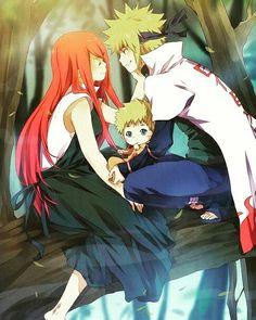 #minato #kushina #naruto #minakushi #couple #anime