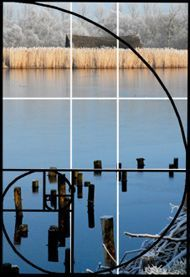 Photography composition-  Introducing the golden mean and the rule of thirds
