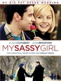 My Sassy Girl. Love this movie. I need to buy it on DVD! Best Romantic Comedies, Best Romantic Movies, Best Horror Movies, Great Movies, Awesome Movies, My Sassy Girl 2008, Girl Film, Movies And Series, Tv Series