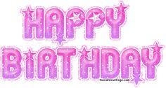 happy birthday images | ... ,xcitefun-pink-happy-birthday-with-stars.gif#Happy%20Birthday%20pink