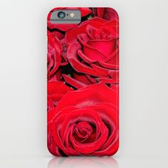 Bed of roses iPhone & iPod Case #decor, #style, #home, #interior, #design, #decoration, #room, #pillow, #living, #indoor, #elegant, #decorative, #background, #luxury, #cushion, #lifestyle, , #art, #color, #cushion, #duvet, #walltapestry, #society6, #utart, #betterhome