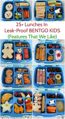 Lunches In Leak-Proof Bentgo Kids & Features That We Like backtoschool lunch lunchbox schoollunch 183521753552159783 Bento Box Lunch For Kids, Kids Packed Lunch, Kids Lunch For School, Healthy School Lunches, Lunch Snacks, Clean Eating Snacks, Lunch Boxes, Pre School Lunches, Healthy Meals