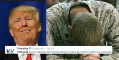 Trump Froze Veterans' Pay. They Just Responded…