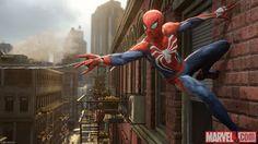 Drowned World: Marvel anuncia nuevo juego de Spiderman para PS4