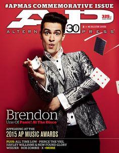 325.2 Alternative Press Music Awards; Brendon Urie