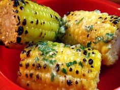 Zesty Lime Corn