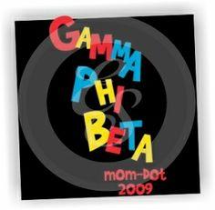 Sorority Style: Gamma Phi Beta #custom #Greek #apparel #screenprint #design - Artwork | Explosion Greek Wear