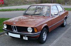 Image from http://upload.wikimedia.org/wikipedia/commons/a/a3/BMW_E21_front_20080331.jpg.
