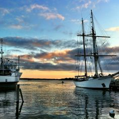 Corwith Cramer in Woods Hole. #CapeCod