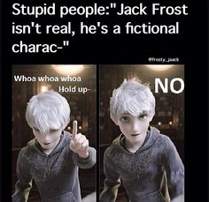 Never tell a fangirl that a character isn't real! (or she WILL use Rapunzel's frying pan for the worse)
