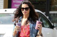 Jenna Dewan Tatum finds motherhood 'exhausting'