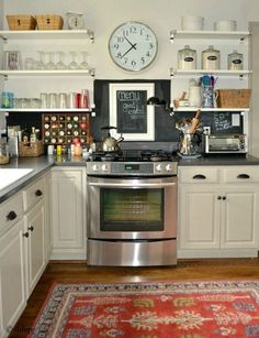 """The """"The Quick Yet Powerful 1k Kitchen Style Transformation"""" Makeover — Makeover"""