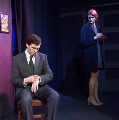 MAKING THE MARROW - Theatre Review - The Waiting Room at Leicester Square Theatre, London