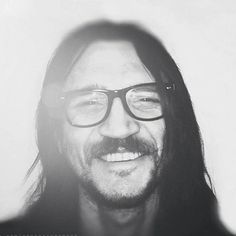 """Everything's very perfectly balanced; for all the horrible things in the world there's lots of good things."" — John Frusciante"