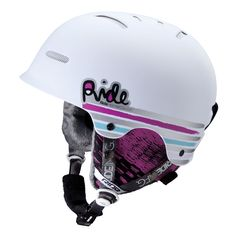 Ride Vogue Snowboard Helmet White - Women's