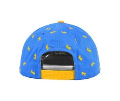 Top of the World UCLA Bruins All Flocking Snapback Cap - Sports Fan Shop By Lids - Men - Macy's