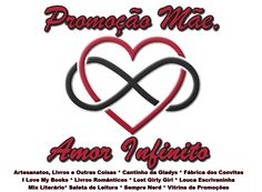 Resultado da Promoção Mãe, Amor Infinito: Confiram quem foram os 3 ganhadores da #Promoção #MãeAmorInfinito que receberão cestas de livros em casa! http://www.fabricadosconvites.blogspot.com.br/2014/05/resultado-da-promocao-mae-amor-infinito.html