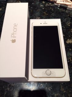 It's Arrived! iPhone 6 Gold!!