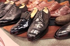 #Maßschuhe #BadenBaden Vickermann und Stoya Maßschuhe - Schuhmacher, Schuhreparaturen, Schuhmanufaktur