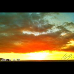夕焼け #sunset #goodfriday #hollyweek #philippines #sky #cloud #空 #雲