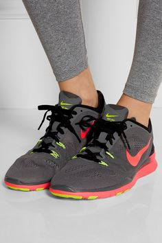 bbe05c0e405d6 Nike - Free 5.0 TR mesh and neoprene sneakers