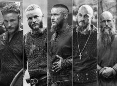The evolution of Ragnar Lothbrok Ragnar Lothbrok Vikings, Lagertha, Ragnar Lothbrok Quotes, Rollo Lothbrok, Vikings Show, Vikings 2, Vikings Tv Series, Travis Fimmel Vikingos, Vikings Travis Fimmel