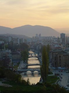 Sarajevo - a city with a horrible history and some of the nicest people you'll ever meet!
