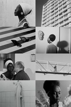 """50 years after its debut, a restored version of Senegalese director Ousmane Sembène's first film Black Girl is now available from the @criterioncollection. Fresh Air critic at-large John Powers says: """"""""We can all name movies that take place in Africa..."""
