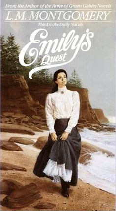 Blouse; Skirt Inspiration Cover. Emily's Quest. L.M. Montgomery.