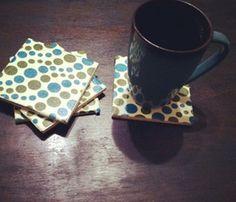 Tile Coasters Tutorial