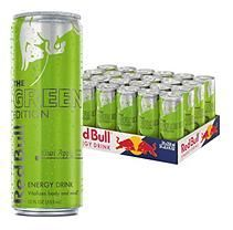 Red Bull Green Edition, Kiwi Apple Energy Drink (12 oz. ea., 24 pk.)