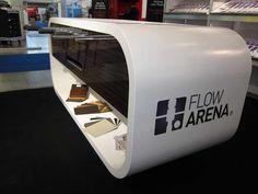 Flow Arena Design Kicker