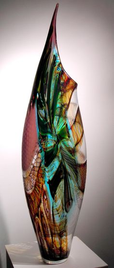 Afro Celotto / PRISM contemporary – Hobbies paining body for kids and adult Art Of Glass, Blown Glass Art, Glass Artwork, Vidro Carnival, Glas Art, Image New, Glass Ceramic, Antique Glass, Kugel
