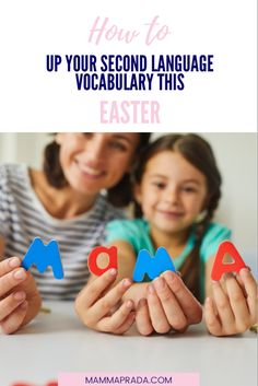 Second language teaching and second language learning is an ongoing process throughout life when it comes to aquiring new vocabulary. Use Easter time to up your vocabulary this year.