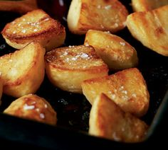 The Best 10 Oven Roasted Potato Recipes #recipes #cooking #yummy #potato #ovenroasted
