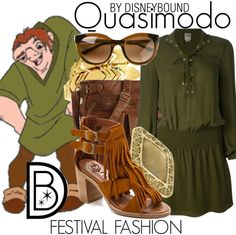 Disney Bound - Quasimodo