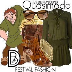 Disney Bound - Quasimodo